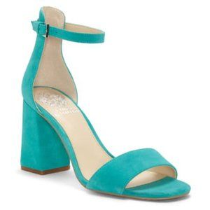 Vince Camuto Winderly Ankle Strap Sandals.New!